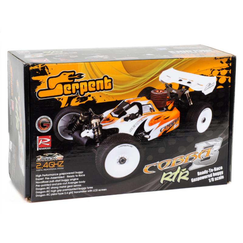 Serpent Cobra Buggy 1 8 Gp Rtr