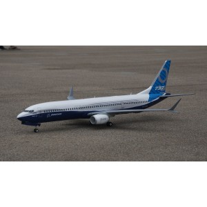 Supreme Hobby 737 MAX 9 50mm EDF - Boeing 737 Airliner - PNP