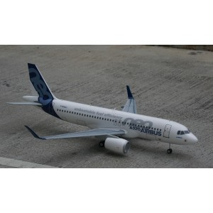 Supreme Hobby Airbus A320 EDF EPO Foam NEO Airlines - PNP (V3)