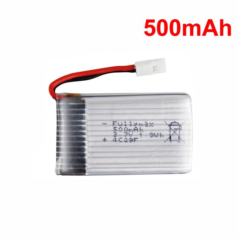 Syma X5C-11-Battery-500mAh