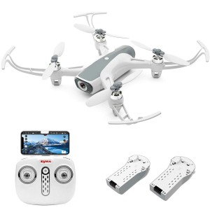 Syma W1 PRO Explorers Brushless Drone with 1080P Camera 5G FPV Live Video and GPS Return Home