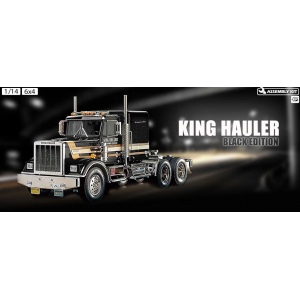Tamiya RC KING HAULER BLACK EDITION