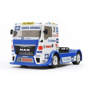 Tamiya Team Hahn Racing MAN TGS TT01 Type E 1/10 On-Road Kit