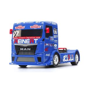 Tamiya RC Team Reinert Racing MAN TGS TT-01 Type E Chasiss Kit
