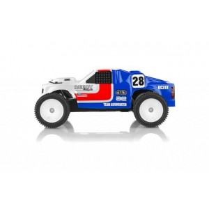 Team Associated RC28T Micro Stadium Truck RTR, 1/28 Scale, 2WD, w/ Transmitter, ESC and Servo