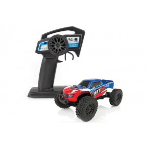 Team Associated MT28 Monster Truck RTR, 1/28 Scale 2WD, w/ Battery, Charger and 2.4GHz Transmitter