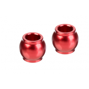Team Corally - Alum. Ball Dia. 6mm - for Ball Joint - 2 pcs