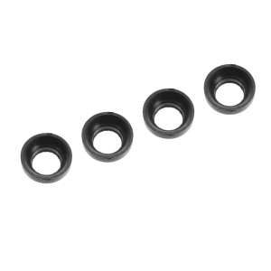 Team Corally - Composite Washer for Pivot Ball - 4 pcs