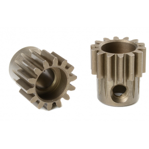 Team Corally - 32 DP Pinion - Short - Hardened Steel - 14 Teeth - Shaft Dia. 5mm