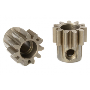 Team Corally - M1.0 Pinion - Short - Hardened Steel - 11 Teeth - Shaft Dia. 5mm