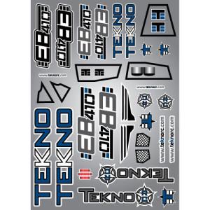 Tekno Decal Sheet (EB410)