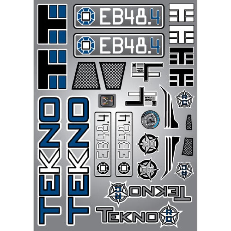 Tekno Decal Sheet (EB48.4)