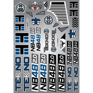 Tekno Decal Sheet (NB48 2.0)