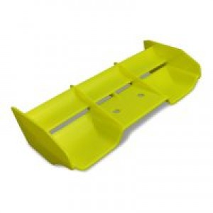 Tekno TKR5292Y – Wing (high downforce, hole guides, ROAR legal, Yellow)