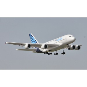 Tian Sheng RC Airbus A380 Airliner RC EDF Jet 1520mm Kit