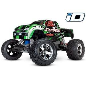 TRAXXAS Stampede 1/10 Scale 2WD Monster Truck