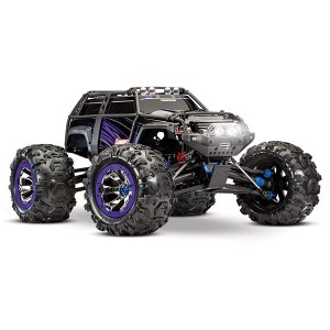 TRAXXAS 1/10 Scale 4WD Extreme Terrain Monster Truck