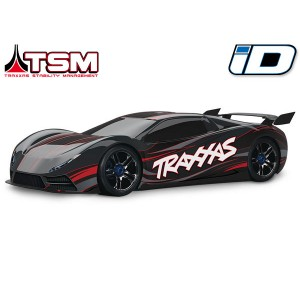 TRAXXAS Xo-1 1/7 Scale 100+MPH 4WD Electric Supercar