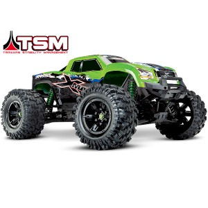 Traxxas X-Maxx 8S 4WD Brushless RTR Monster Truck 77086-4