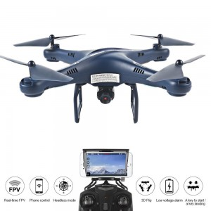 UDI U42W Petrel Wifi FPV Drone 2.4Ghz RC Quadcopter with HD Camera