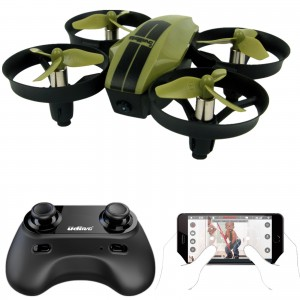 UDI Firefly U46W Wifi RC Quadcopter Headless FPV HD Camera Mini Drone