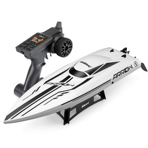 UDIRC U005 Arrow Large Brushless RC Racing Boat 30mph High Speed RC Boat