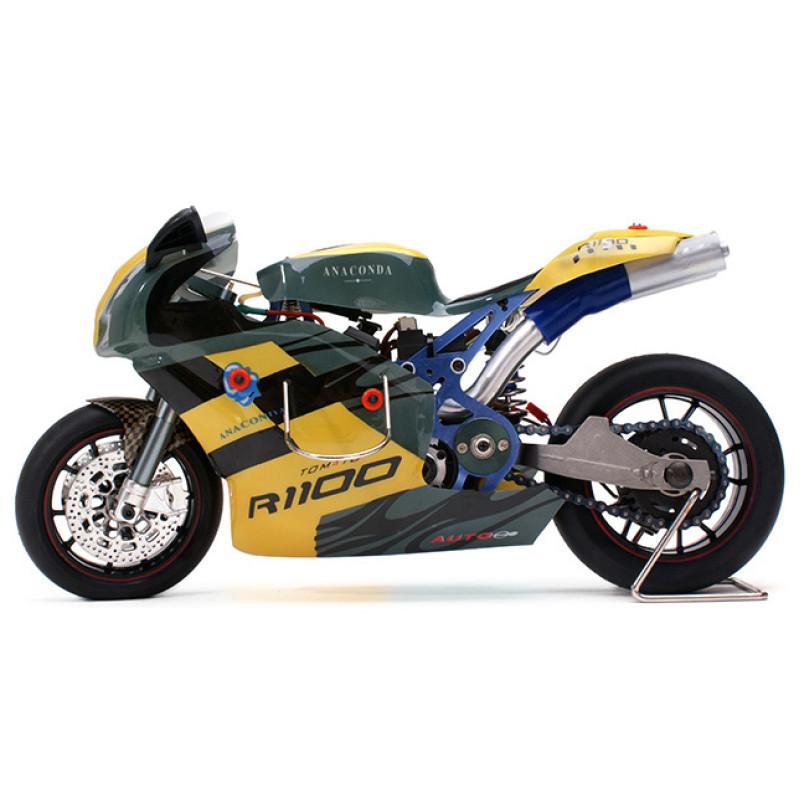 Victory Hawk VH-GPS 1/5 Scale Nitro RC Motorcycle - ARTR