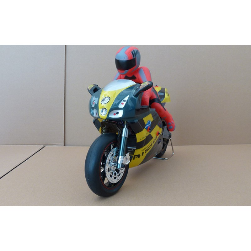 Victory Hawk 1/5 Scale Electric Power RC Racing Motorcycle - RTR