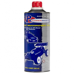VP PowerMaster 30% Helicopter Fuel (23% Synthetic Low-Viscosity Blend) (One Quart)