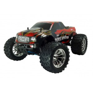Redcat Racing Volcano S30 1/10 Scale 4WD 4x4 Nitro Offroad RC Monster Truck RTR