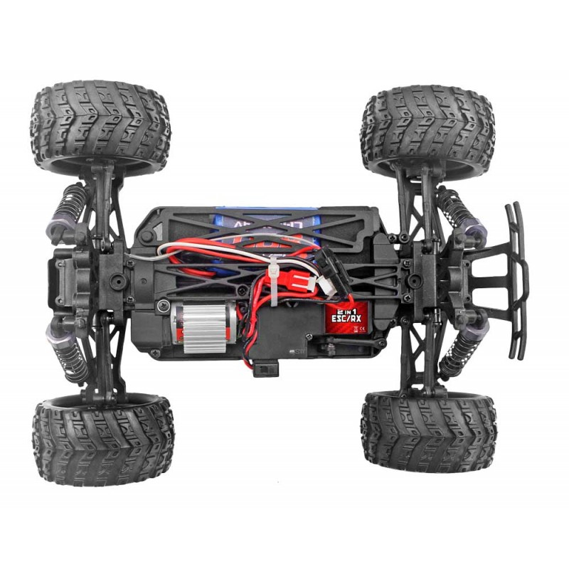 Redcat Racing Volcano-18 V2 1/18 Scale 4WD 4x4 Electric RC Monster Truck RTR