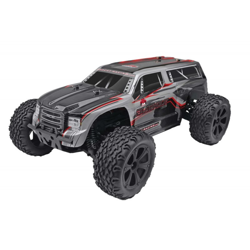 Redcat Racing Blackout XTE 1/10 Scale 4WD Brushed Monster Truck