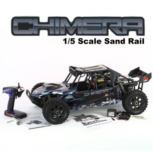Redcat Racing Rampage Chimera 1/5 Scale Gas Sand Rail