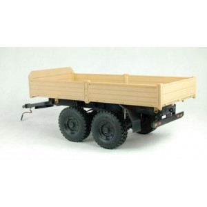Cross RC 2-Axle Trailer Kit, T003