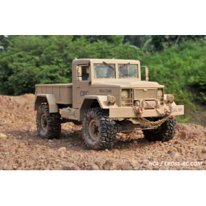 Cross RC HC4 1/12 4x4 Scale Off Road Military Truck Kit