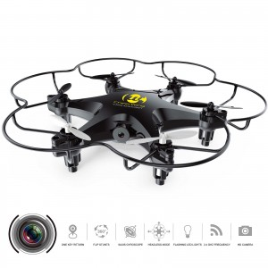 Cheerwing CW6 RC Quadcopter 6-Axis Gyro Nano Hexacopter Flying Drone With Camera