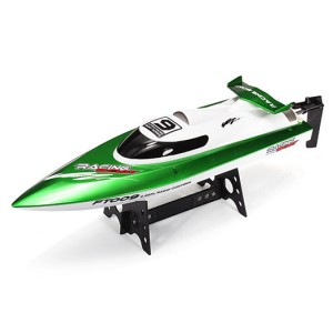 Feilun FT009 4CH 2.4G Brushed Water Cooling High Speed Racing RC Boat