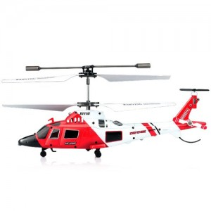 Syma S111G Mini US Coast Guard RC Helicopter w/Gyro