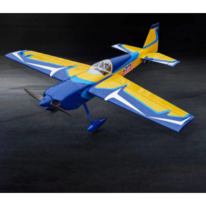 OMPHOBBY Challenger 46 BALSA 3D AEROBATIC AIRPLANE