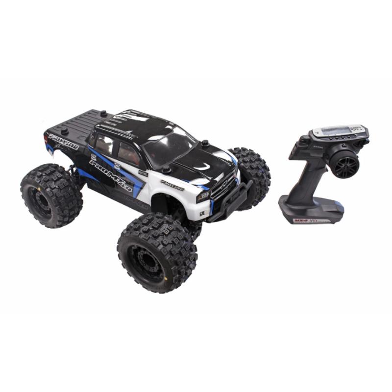 Proline Racing Pro Mt 4x4 4wd Premium Rtr Monster Truck 1 10 Scale