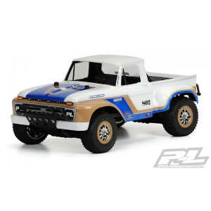 Proline 1966 Ford F-100 Clear Body