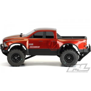 Proline 2013 Ram 1500 True Scale Clear Body