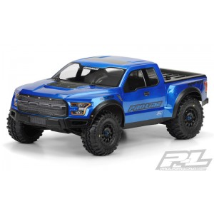 Proline 2017 Ford F-150 Raptor True Scale Clear Body