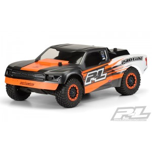 Proline 2017 Ford F-150 Raptor Desert Truck Clear Body
