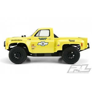 Proline 1978 Chevy C-10 Race Truck Clear Body