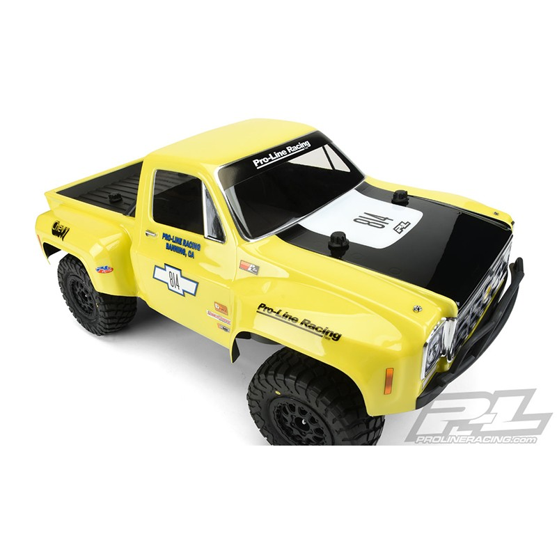 Proline 1978 Chevy C-10 Race Truck Clear Body