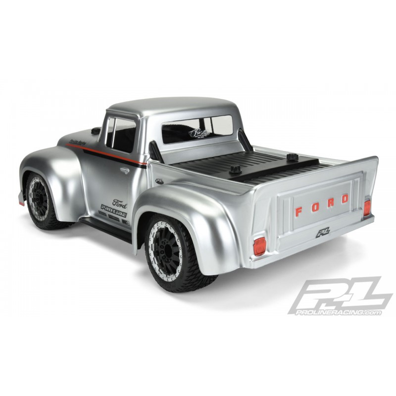 Proline 1956 Ford F-100 Pro-Touring Street Truck Clear Body