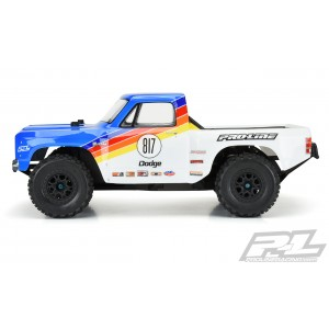 Proline 1984 Dodge Ram 1500 Race Truck Clear Body