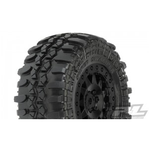 "Proline Interco TSL SX Super Swamper SC 2.2""/3.0"" Tires Mounted"