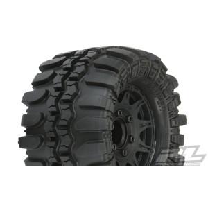 "Proline Interco TSL SX Super Swamper 2.8"" All Terrain Tires Mounted"